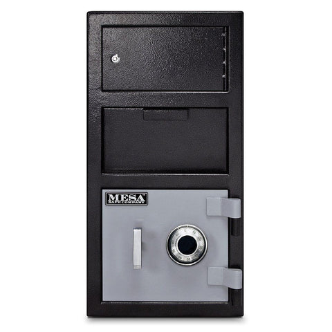 Mesa MFL2014C-OLK Depository Safe with Outer Locker and Combination Lock-Gun Safe & Vault Store