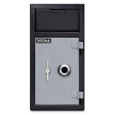 Mesa MFL2714CILK B-Rate Depository Safe - 1.3 Cu Ft-Gun Safe & Vault Store