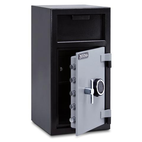 Mesa MFL2714EILK B-Rate Depository Safe - 1.3 Cu Ft-Gun Safe & Vault Store
