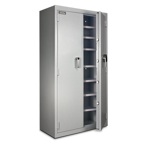 Mesa MRX1000E Double Door Pharmacy Safe with Electronic Lock-Gun Safe & Vault Store