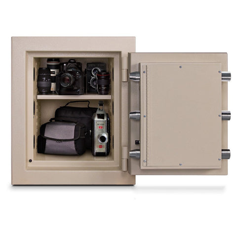 Mesa MTLE1814 U.L. Listed Burglary TL-15 2 Hour Fire Safe with Combination lock-Gun Safe & Vault Store