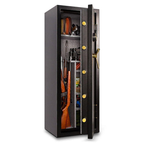 Mesa Safe Burglary & Fire Safe Cabinet MBF5922-E 1 Hr Fire Rating Digital Lock-Gun Safe & Vault Store