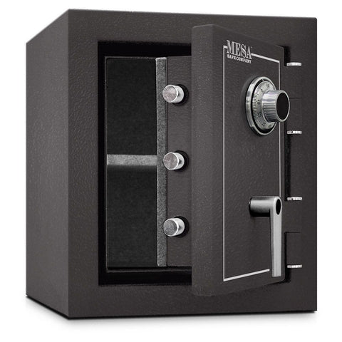 Mesa Safes MBF1512C Burglary & Fire Safe with Combination Lock-Gun Safe & Vault Store