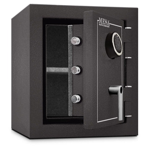 Mesa Safes MBF1512E Burglary & Fire Safe with Electronic Lock-Gun Safe & Vault Store
