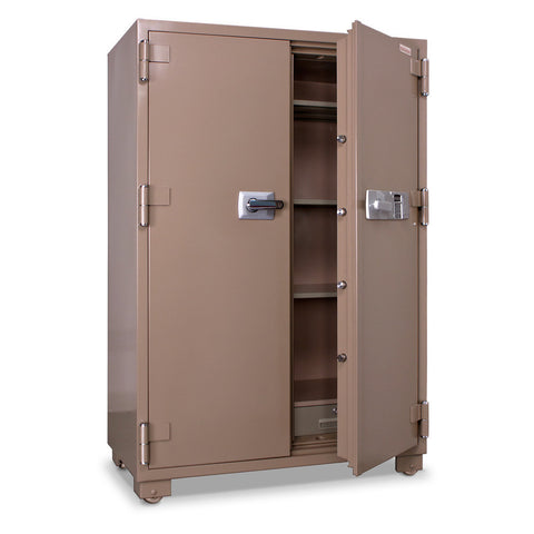 Mesa Safes MFS170DDE 2 Hour Fire Safe with Double Doors and Electronic Lock-Gun Safe & Vault Store
