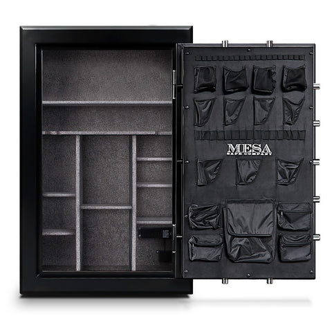 Mesa Safes MGH39E UL Certified RSC Burglary Rated Gun Safe with 1 Hour Fire Rating-Gun Safe & Vault Store