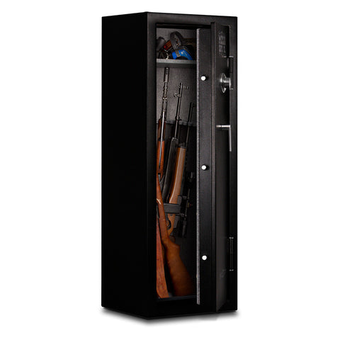 Mesa Safes MGL14C-AS 30 Minutes Fire Rated Gun Safe with Combination Lock-Gun Safe & Vault Store