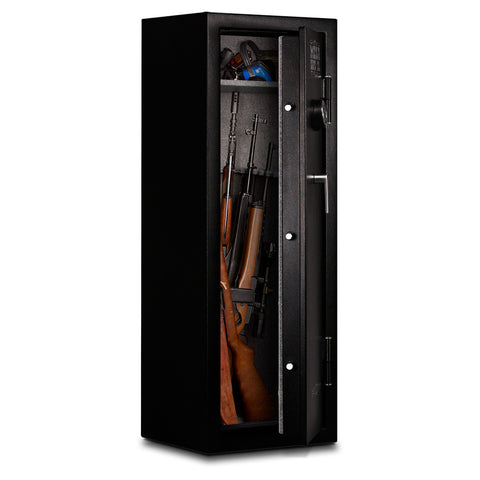 Mesa Safes MGL14E-AS 30 Minutes Fire Rated Gun Safe with Digital Lock-Gun Safe & Vault Store