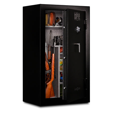 Mesa Safes MGL36C-AS 30 Minutes Fire Rated Gun Safe with Combination Lock-Gun Safe & Vault Store