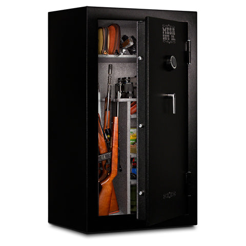 Mesa Safes MGL36E-AS 30 Minutes Fire Rated Gun Safe with Electronic Lock-Gun Safe & Vault Store