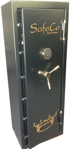 SafeCo GS5922L Gun Safe - Electronic Lock-Gun Safe & Vault Store