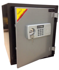 SafeCo HS52-E 2 Hour Home Fireproof Safe - Electronic Lock-Gun Safe & Vault Store