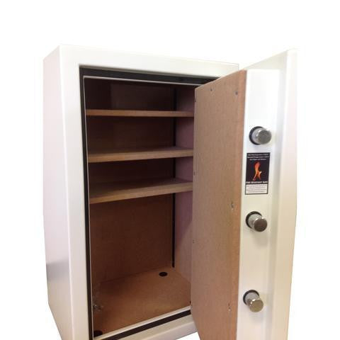 SafeCo RS4020-E 60 Minute Fire Home Safe - Electronic Lock-Gun Safe & Vault Store