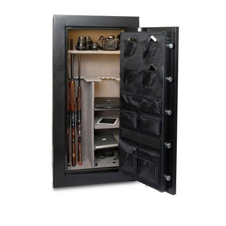 Socal Safes Platinum 28 International Fortress Gun Safe - 2 Hours Fire Safe with Digital Lock-Gun Safe & Vault Store