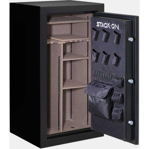 Stack-On A-40-MB-E-S Armorguard 40 Gun Safe with Electronic Lock-Gun Safe & Vault Store