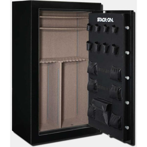 "Stack-On A-64-MB-E-S-72 Armorguard 72"" Tall 64 Gun Safe with Electronic Lock-Gun Safe & Vault Store"