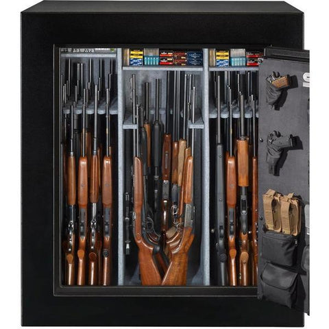 Stack-On Gun Safe E-90-MB-E-S 90 Gun Cap. Electronic Lock-Gun Safe & Vault Store