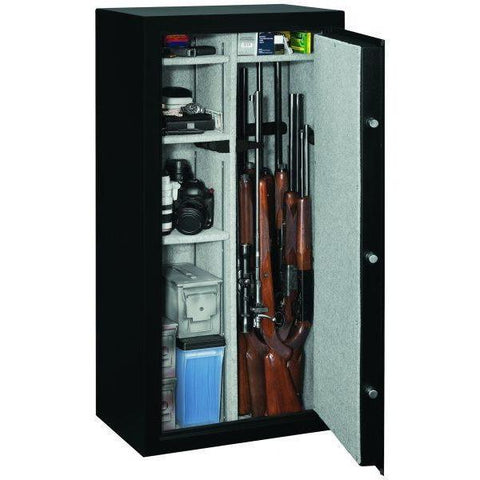 Stack-On SS-22-MB-E 22-Gun Gun Security Safe Electronic Lock-Gun Safe & Vault Store
