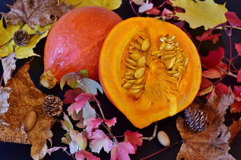 Recipe of the Week: Baked Squash with Apple Crumble