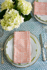 Pebble Dinner Napkin | s/4 | Blush
