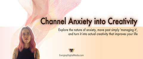 Channel Anxiety into Creativity: the Facebook group - join here!