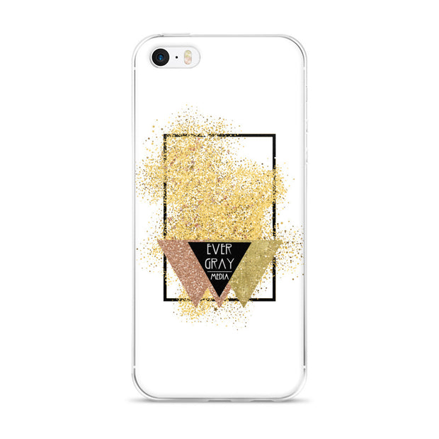 iPhone 5/5s/Se, 6/6s, 6/6s Plus Case - Glitter Logo