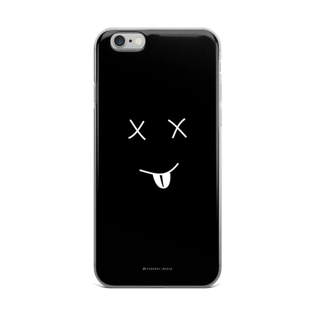 iPhone 5/5s/Se, 6/6s, 6/6s Plus Case - Smiley Face