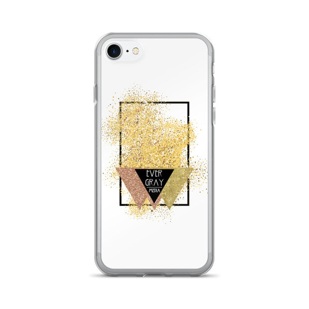 iPhone 7/7 Plus Case - Glitter Logo