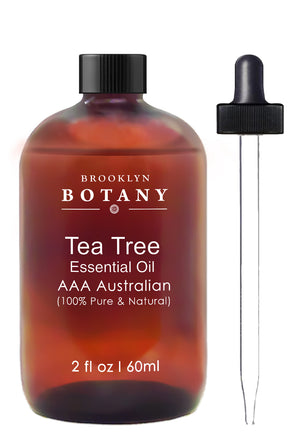 Tea Tree Essential Oil (Australian)  - 100% Pure & Natural - 2 oz