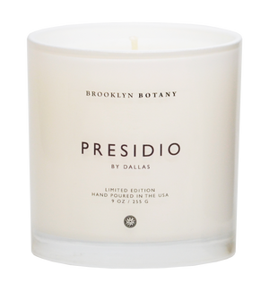 Presidio Limited Edition Candle