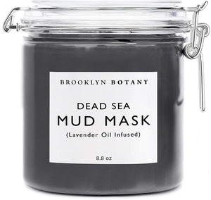 Dead Sea Mud Mask 8.8 oz - Infused with Lavender Oil