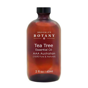 Australian Tea Tree Oil - 100% Pure & Natural - 2 Oz