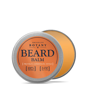 Beard and Mustache Balm - 1.7 oz