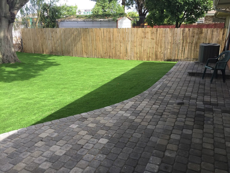 Grass Problem? Synthetic Turf Is The Solution