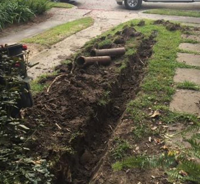Sub Surface Drainage- Landscape Projects in Metairie