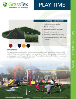 Playtime Artificial Turf