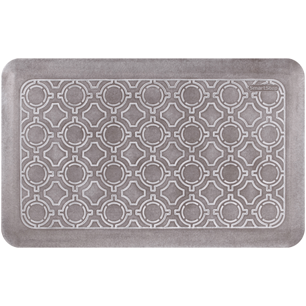 "Moroccan Latte 32"" x 20"" Anti-Fatigue Mat"