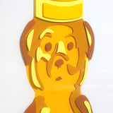 Layered Honey Bear