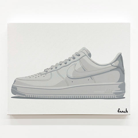 Air Force 1 — White