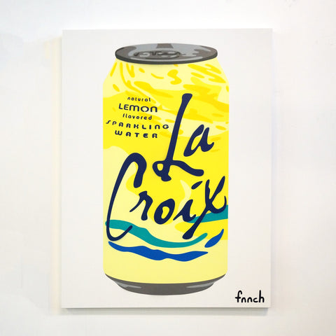 Large Lemon LaCroix