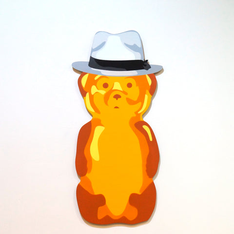 Mobster Bear