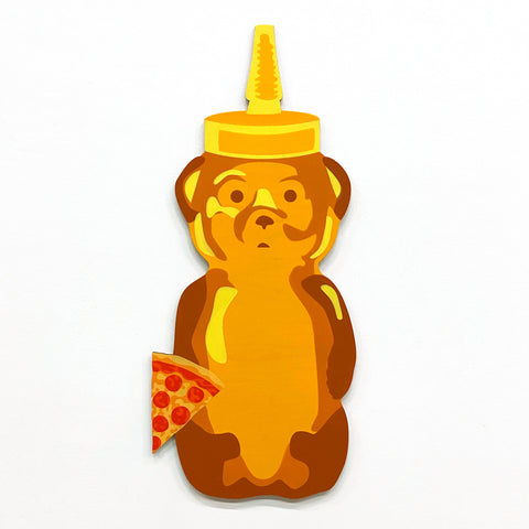 Pizza Bear