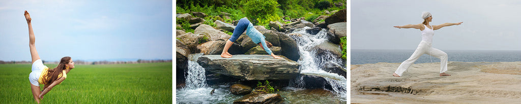 On The Go Yoga Moves For When You're Traveling