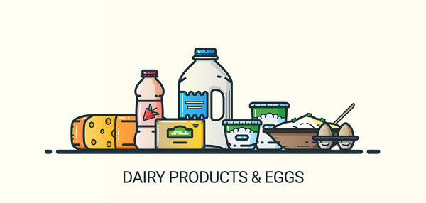 How Long Will My Dairy and Eggs Stay Fresh?