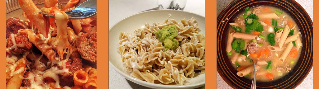 Low Carb Pasta Recipes from ISOPASTA experts