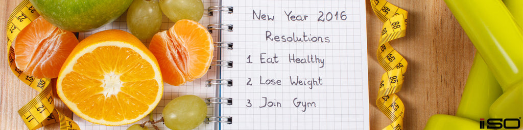 New Year's Resolutions: Make One That You'll Stick To