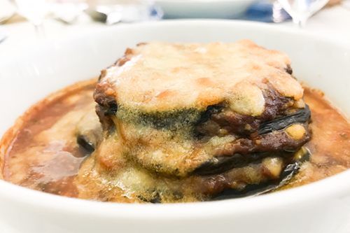 whether youre a vegetarian youre feeding vegetarians or you simply want a meatless option to adorn your dinner table this healthy eggplant parmesan is - Vegetarian Christmas Entree