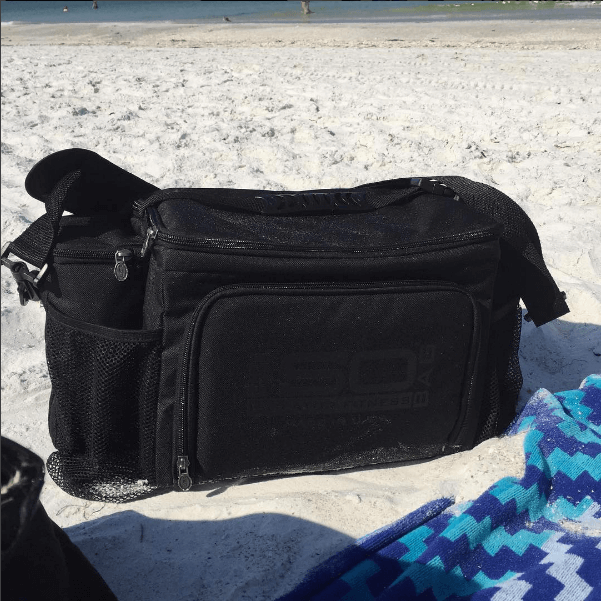 bag-in-sand
