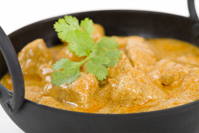 Healthy Coconut Chicken Curry 8 Servings