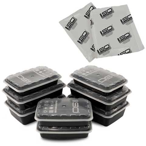 ISODUFFLE™. The ISODUFFLE™ is both a MEAL MANAGEMENT BAG and DUFFLE BAG in  one! 1d150ff33c524